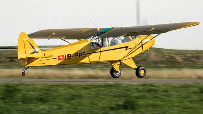 HB-PRS - Private Piper PA-18 Super Cub