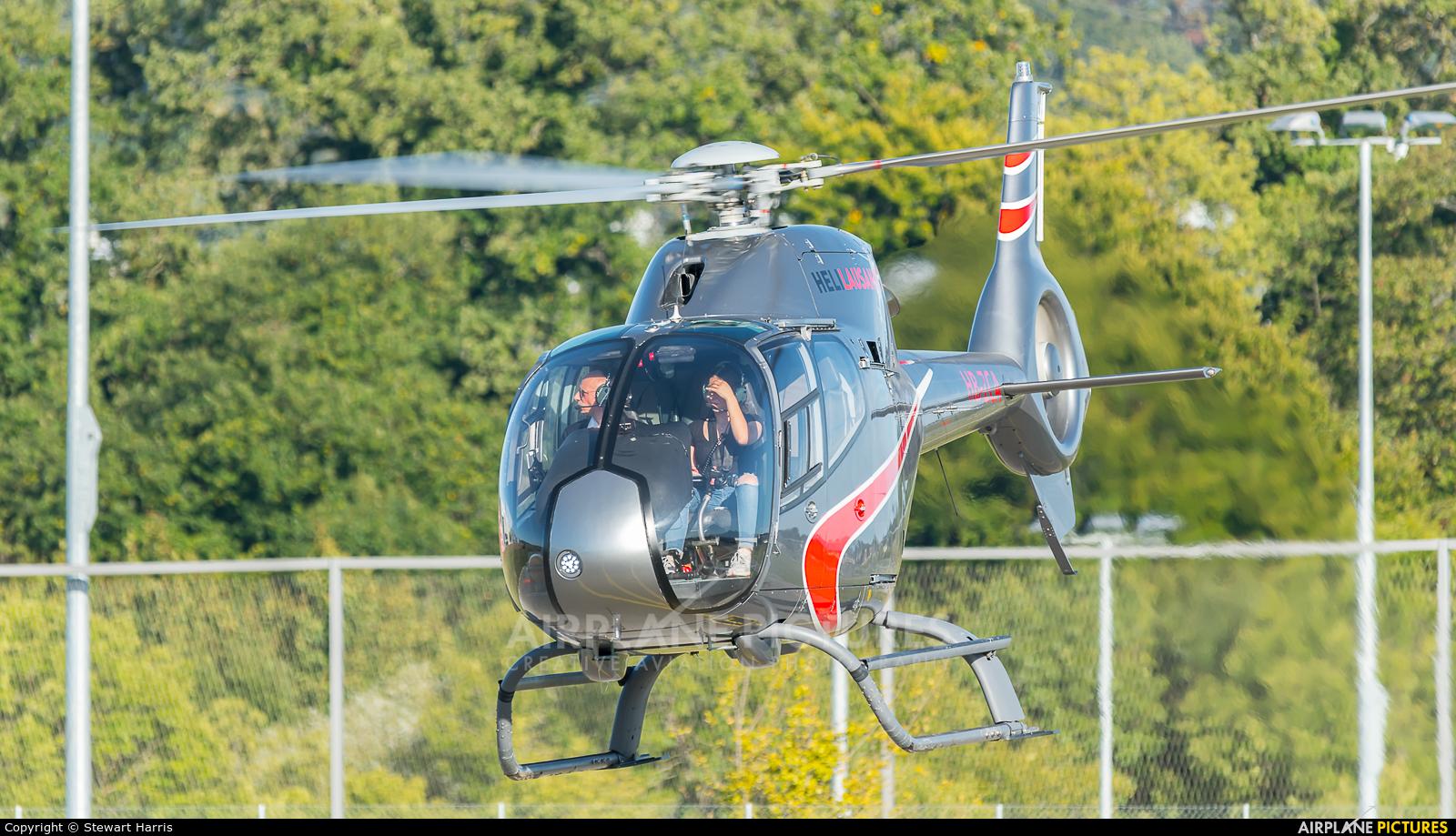 Heli-Lausanne HB-ZCA aircraft at Lausanne - La Blécherette