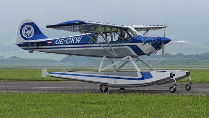 OE-CKW - The Flying Bulls Aviat A-1 Husky