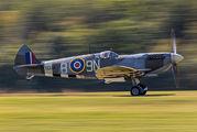 G-MXVI - Private Supermarine Spitfire aircraft