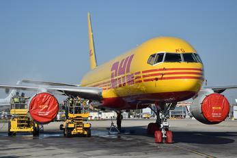 G-DHKG - DHL Cargo Boeing 757-200F