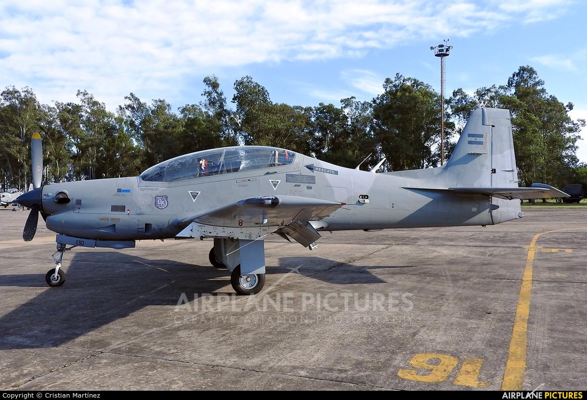 Argentina - Air Force A-130 aircraft at Reconquista - Daniel Jurkic