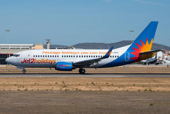 G-GDFB - Jet2 Boeing 737-300