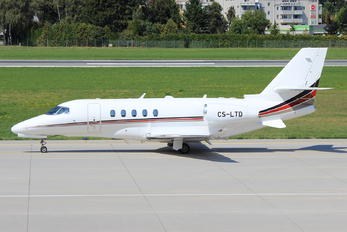 CS-LTD - NetJets Europe (Portugal) Cessna 680A Latitude