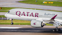 A7-AML - Qatar Airways Airbus A350-900 aircraft