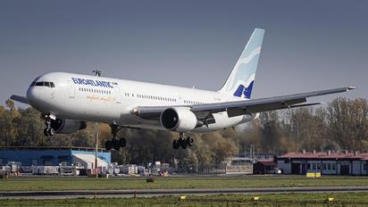 CS-TKR - Euro Atlantic Airways Boeing 767-300ER
