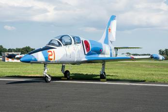 NX139VM - Private Aero L-39C Albatros