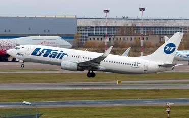 VQ-BQR - UTair Boeing 737-800