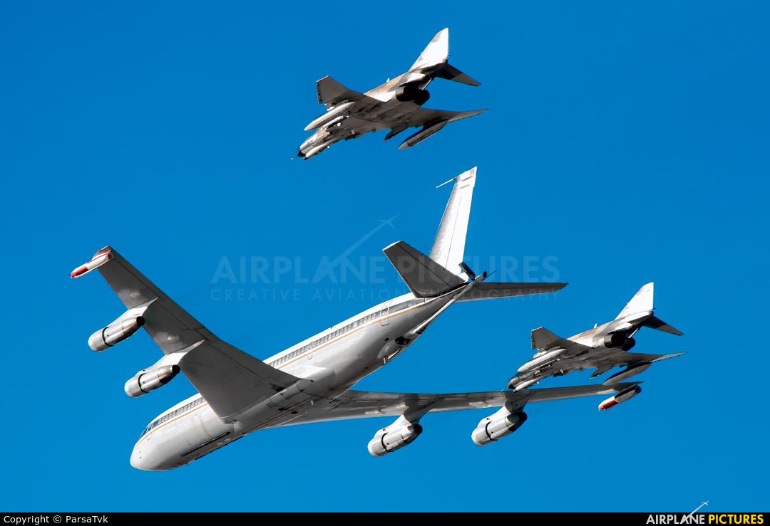 Iran - Islamic Republic Air Force 5-8304 aircraft at Kish Island