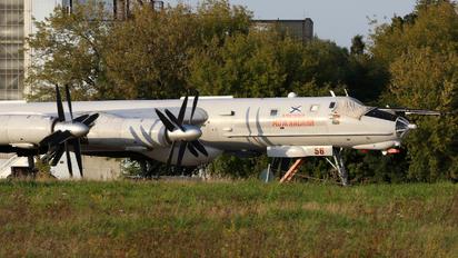 RF-34063 - Russia - Navy Tupolev Tu-142MK