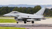 ZK348 - Royal Air Force Eurofighter Typhoon FGR.4 aircraft
