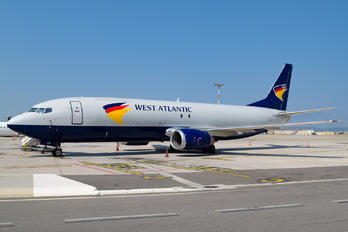 G-JMCB - West Atlantic Boeing 737-400SF