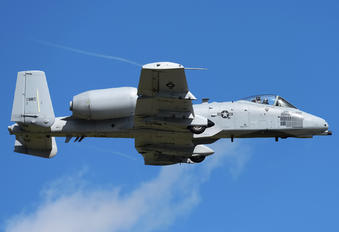 81-0980 - USA - Air Force Fairchild A-10 Thunderbolt II (all models)