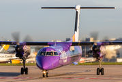 G-JEDR - Flybe de Havilland Canada DHC-8-400Q / Bombardier Q400 aircraft