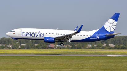 EW-527PA - Belavia Boeing 737-800
