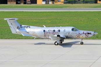 D-FEPG - Private Pilatus PC-12