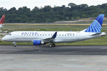 N618UX - United Express - SkyWest Embraer ERJ-175 (170-200)