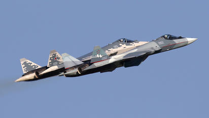 052 - Russia - Air Force Sukhoi Su-57