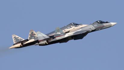 052 - Russia - Air Force Sukhoi Su-57
