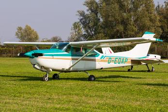 D-EQAP - Private Cessna 182 Turbo Skylane JT-A