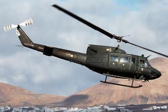 HU.18-14 - Spain - FAMET Agusta / Agusta-Bell AB 212