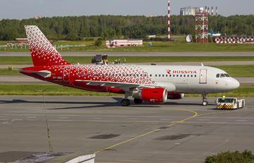 VP-BNN - Rossiya Airbus A319