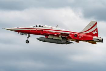 J-3080 - Switzerland - Air Force Northrop F-5E Tiger II