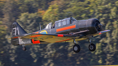 OY-FUD - Private North American Harvard/Texan (AT-6, 16, SNJ series)