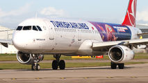 TC-JTR - Turkish Airlines Airbus A321 aircraft