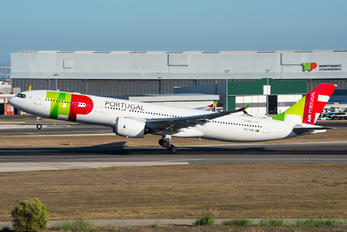 CS-TUC - Air Portugal Airbus A330neo