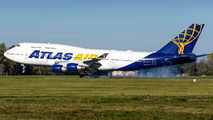 N480MC - Atlas Air Boeing 747-400 aircraft