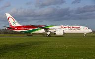 CN-RGZ - Royal Air Maroc Boeing 787-9 Dreamliner aircraft