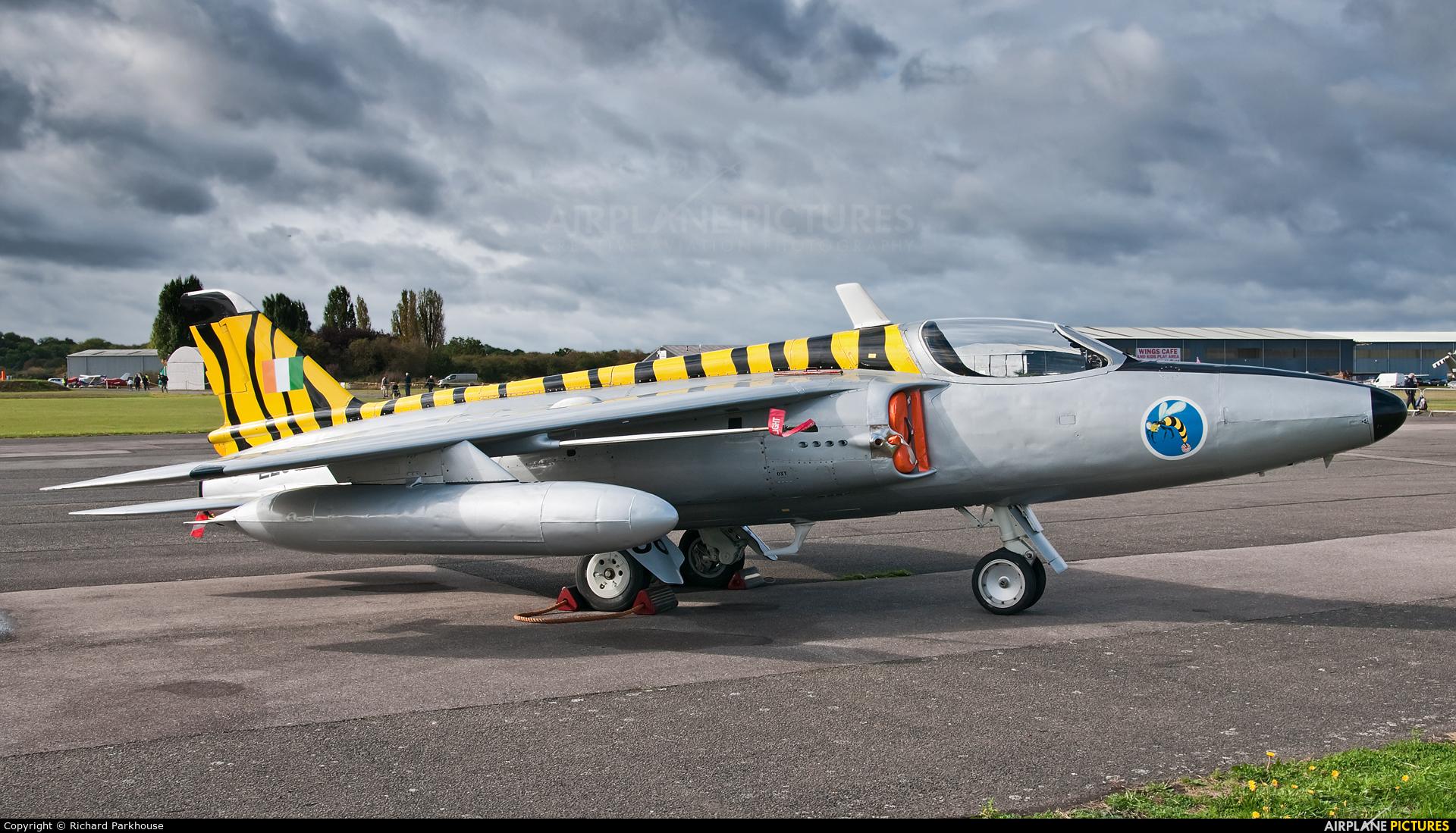 Heritage Aircraft G-SLYR aircraft at North Weald