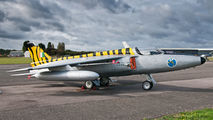 G-SLYR - Heritage Aircraft Folland Gnat (all models) aircraft