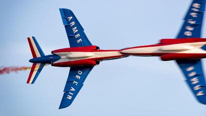 """E135 - France - Air Force """"Patrouille de France"""" Dassault - Dornier Alpha Jet E"""