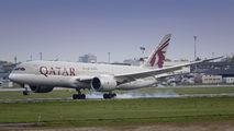 A7-BCL - Qatar Airways Boeing 787-8 Dreamliner aircraft