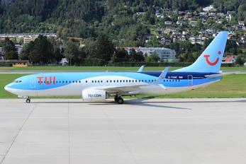 G-TAWC - TUI Airways Boeing 737-800