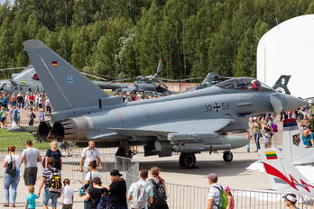 30+50 - Germany - Air Force Eurofighter Typhoon S