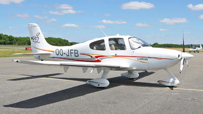 OO-JFB - Private Cirrus SR22
