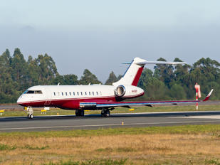 N416BD - Private Bombardier BD-700 Global Express
