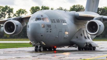 07-7189 - USA - Air Force Boeing C-17A Globemaster III