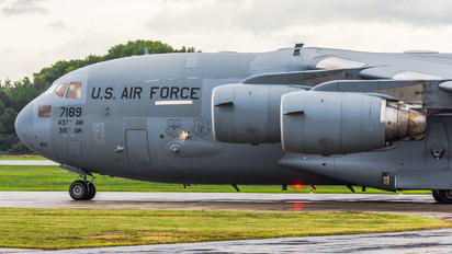 07-7189 - USA - Air Force Boeing C-17A Globemaster III