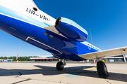 UR-VBV - Motor Sich Yakovlev Yak-40 aircraft