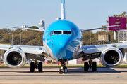 LV-FVO - Aerolineas Argentinas Boeing 737-800 aircraft