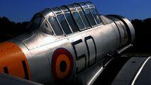 OO-DAF - Private North American Harvard/Texan (AT-6, 16, SNJ series) aircraft