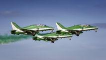 8806 - Saudi Arabia - Air Force: Saudi Hawks British Aerospace Hawk 65 / 65A aircraft