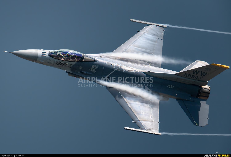 USA - Air Force 92-3894 aircraft at Matsushima AB