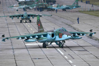 83 - Russia - Air Force Sukhoi Su-25BM