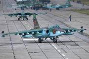 83 - Russia - Air Force Sukhoi Su-25BM aircraft