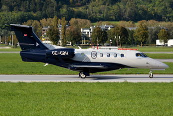 OE-GBH - Tyrolean Jet Service Embraer EMB-505 Phenom 300